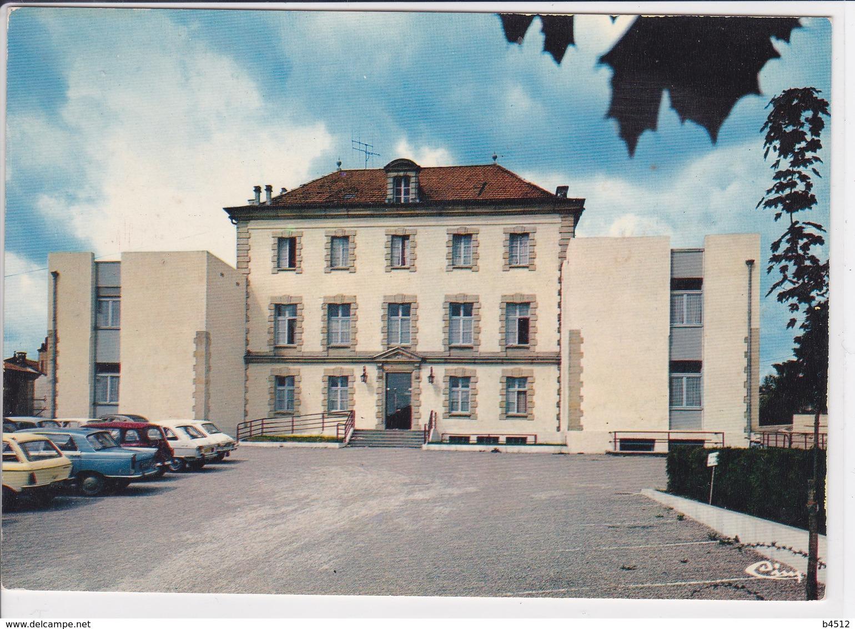 52 BOURBONNES Les BAINS L'hôpital - Bourbonne Les Bains