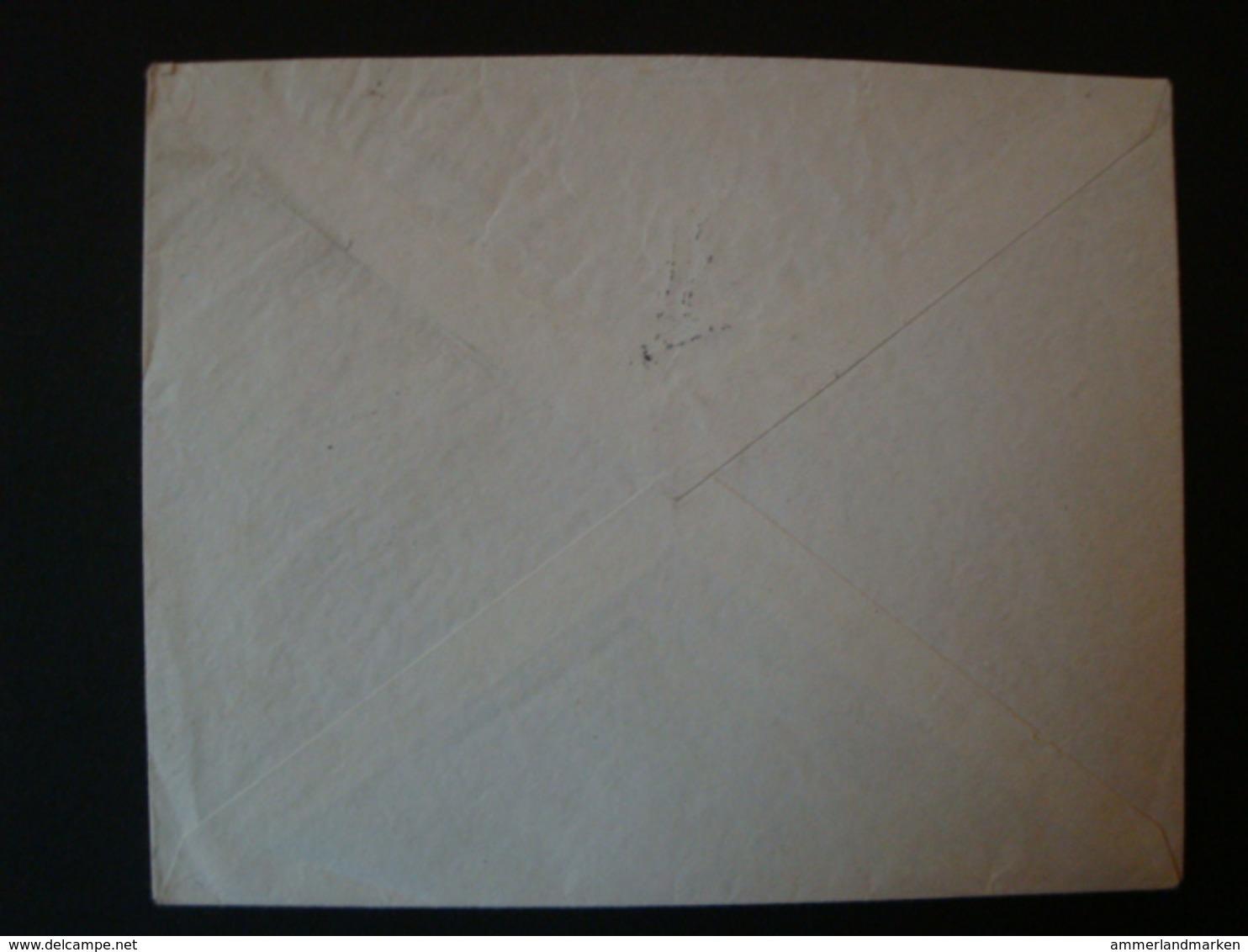 Deutsches Reich Brief Mit Sonderstempel Breslau Deutsches Turn- Und Sportfest 1938 - Deutschland