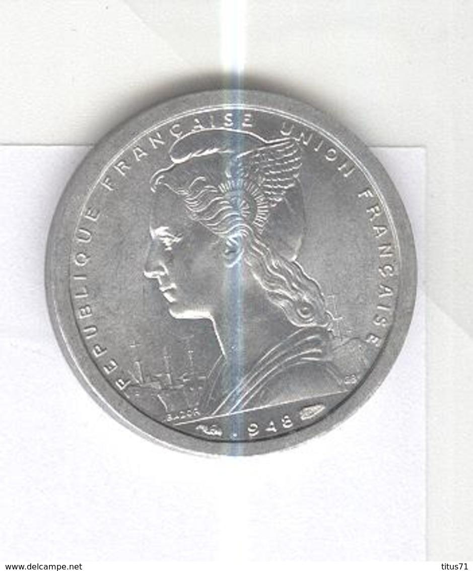 1 Franc Territoire Du Cameroun 1948 SUP - Cameroun