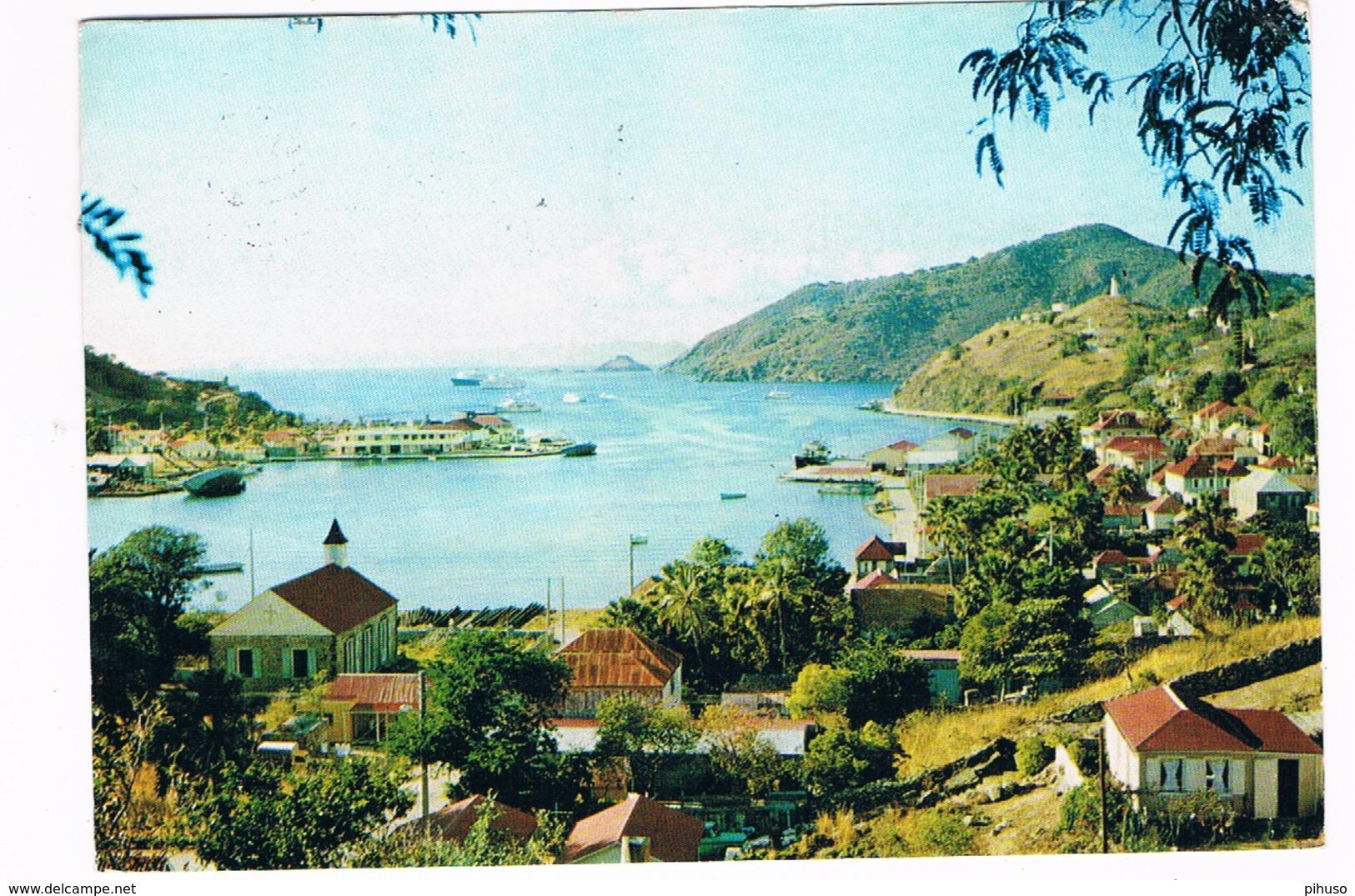 GUA-5   SAINT-BARTHELEMY : Rade De Gustavia - Altri