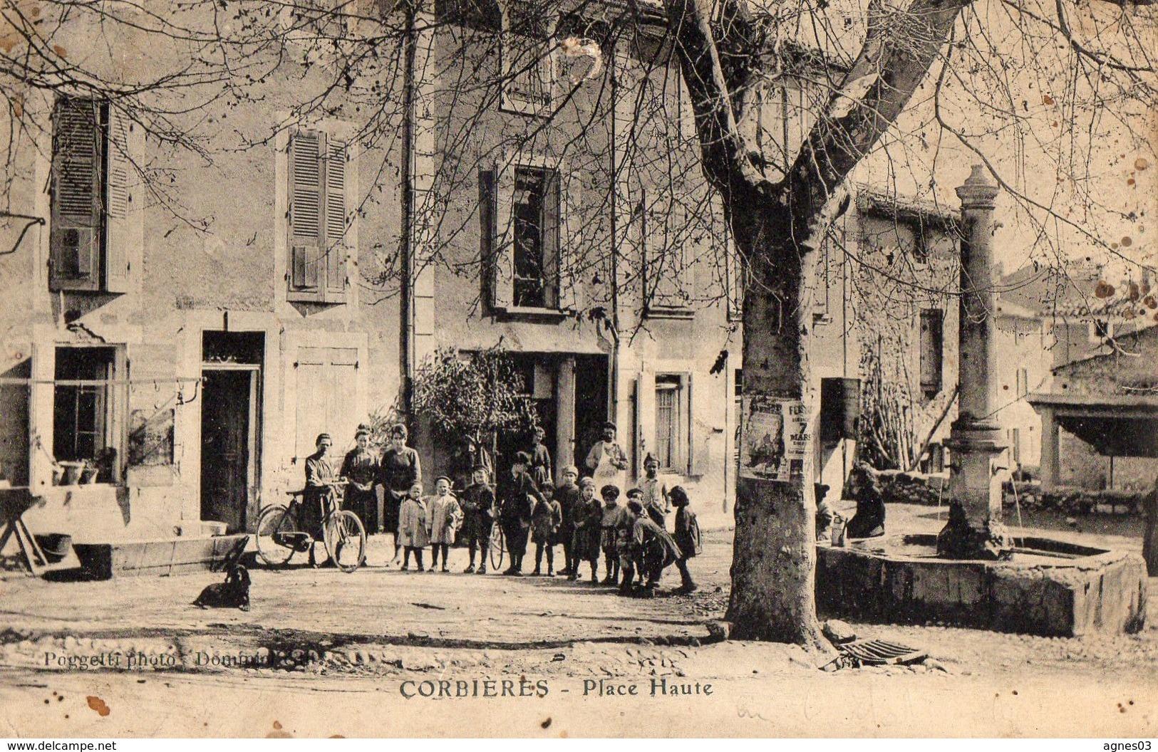 CORBIERES   - Place Haute - France