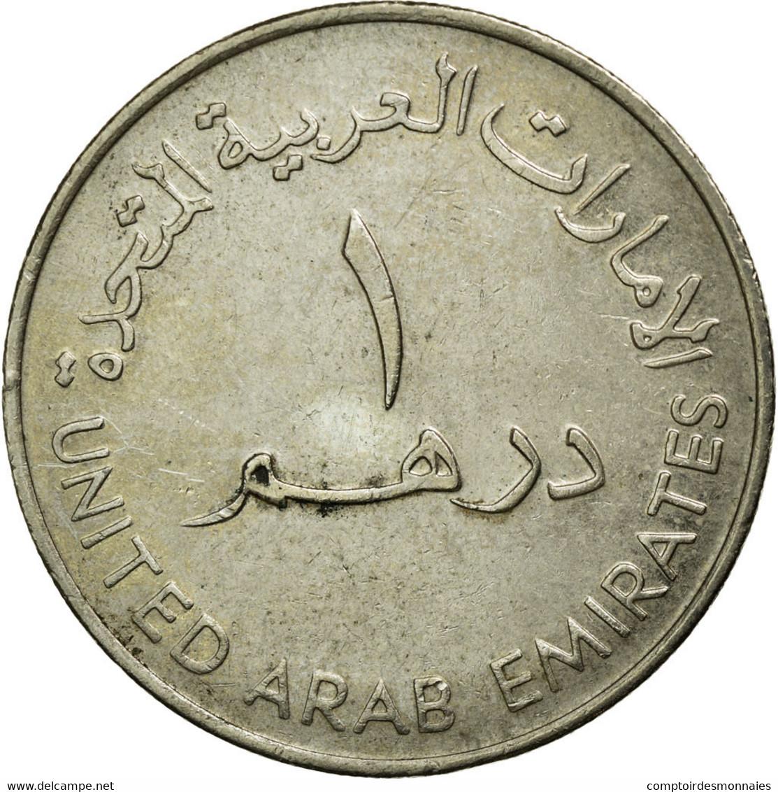 Monnaie, United Arab Emirates, Dirham, 1984/AH1404, British Royal Mint, TB+ - Emirats Arabes Unis