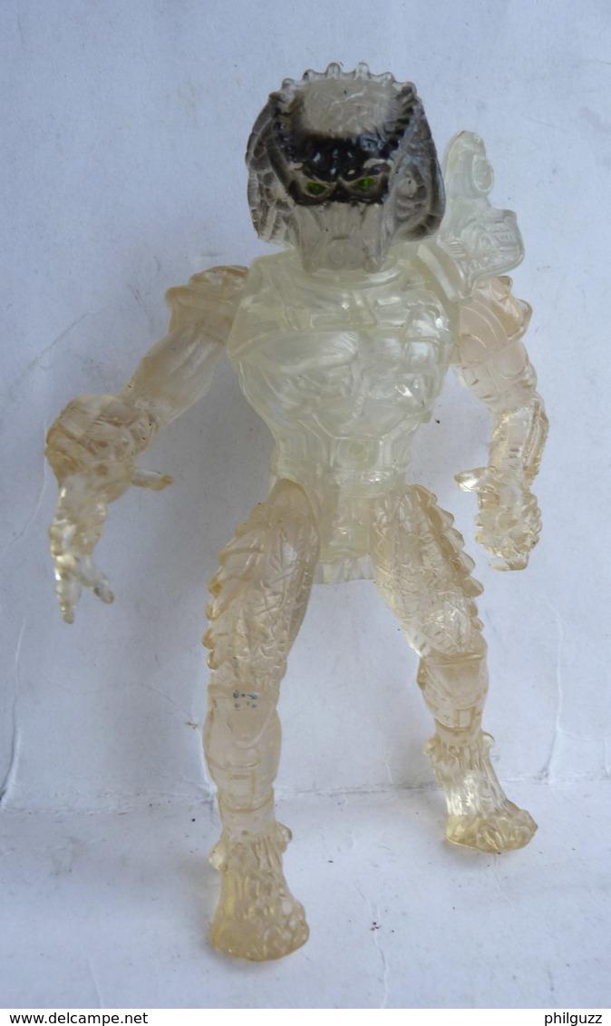 Rare FIGURINE PRIME PREDATOR TRANSLUCIDE EXCLUSIVE 1994 Sans Accessoires Armure - Figurines