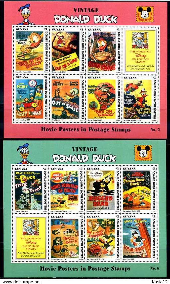 E24698)Disney, Guyana 4416-63 KLB** - Disney