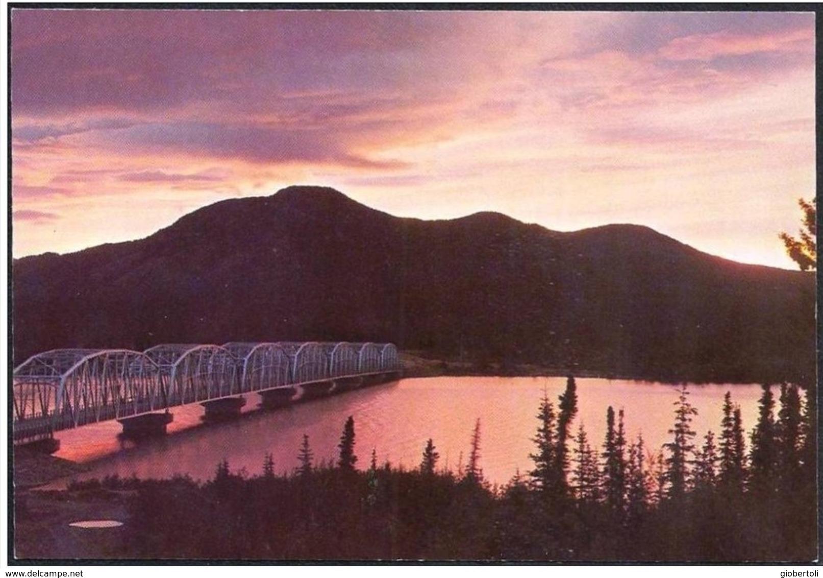 Canada: Intero, Stationery, Entier, Ponte, Pont, Bridge - Ponti