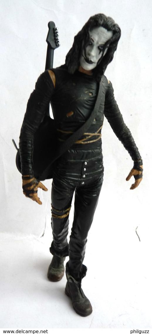 Rare FIGURINE MC FARLANE TOYS THE CROW CROWVISION 1999 - Figurines