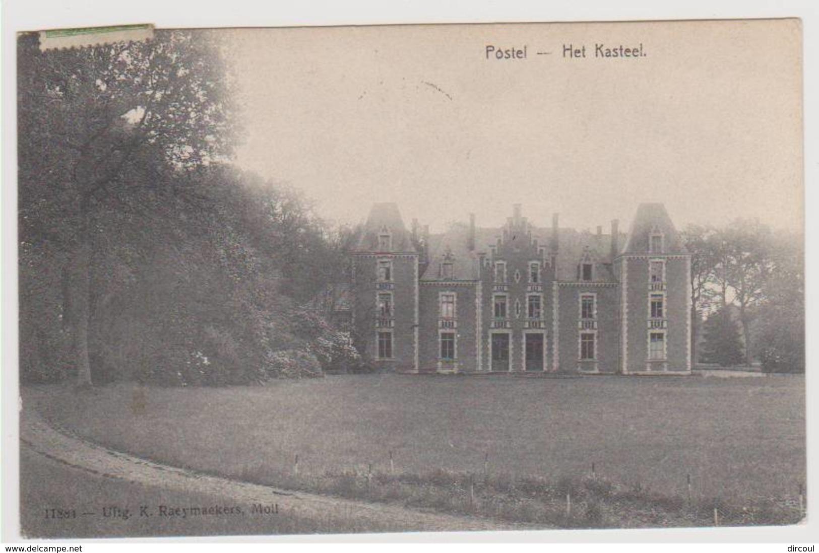 39851  -  Postel  Het   Kasteel - Mol