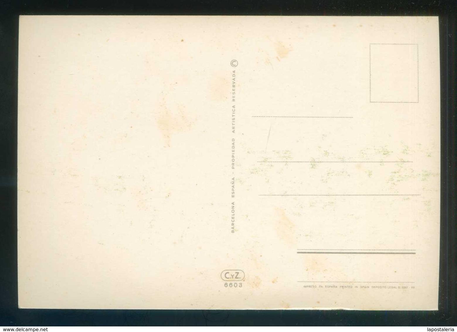 Ed. C. Y Z. Nº 6603. Nueva. - Flores, Plantas & Arboles