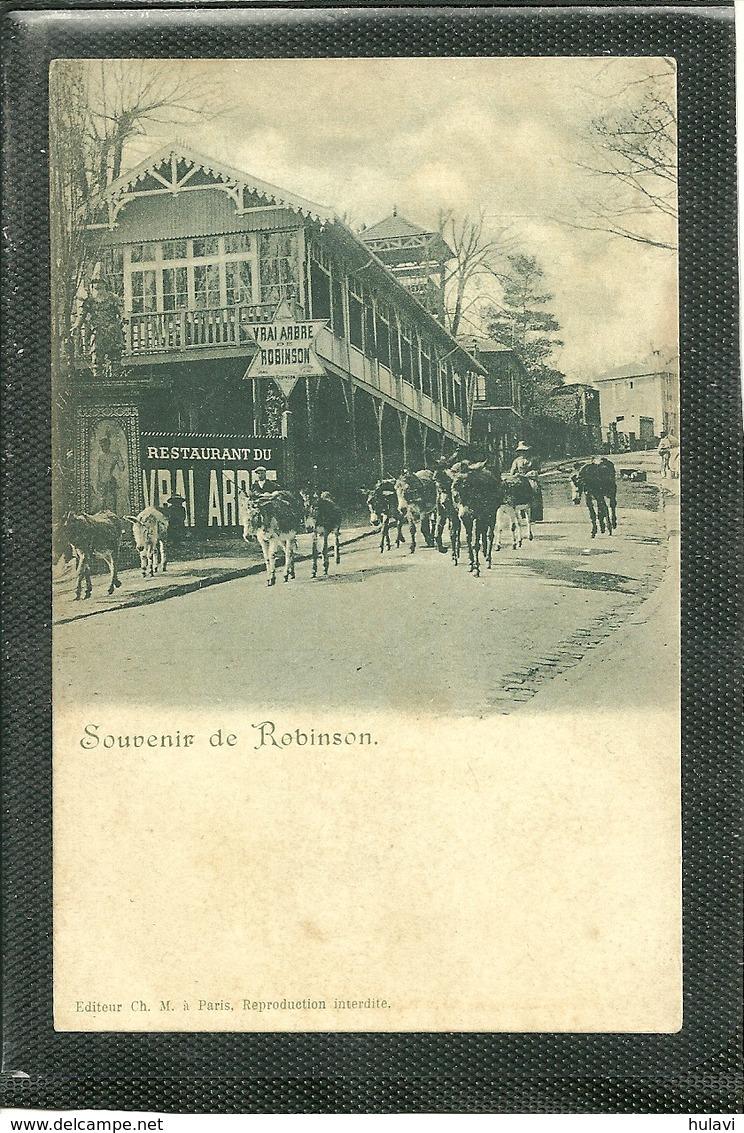 92  SOUVENIR DE ROBINSON (ref 3610) - Otros Municipios