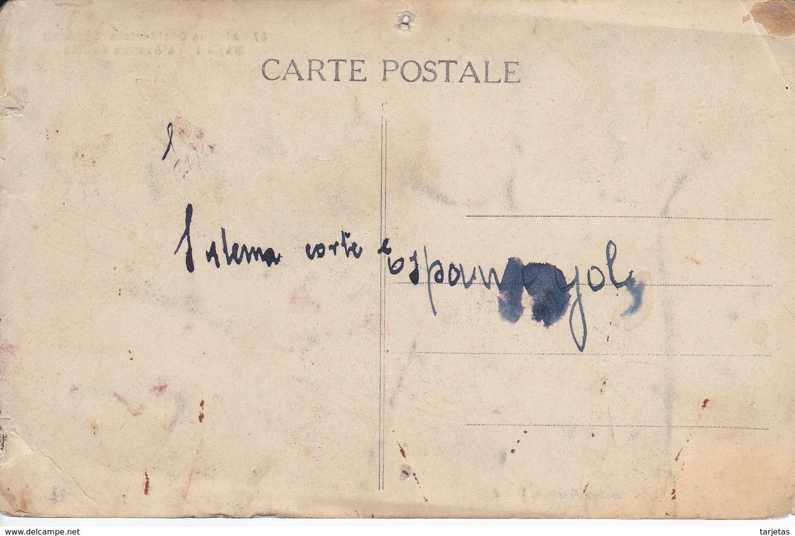 POSTAL DE DAKAR DE LA AVENUE ROUME (SENEGAL) - Senegal