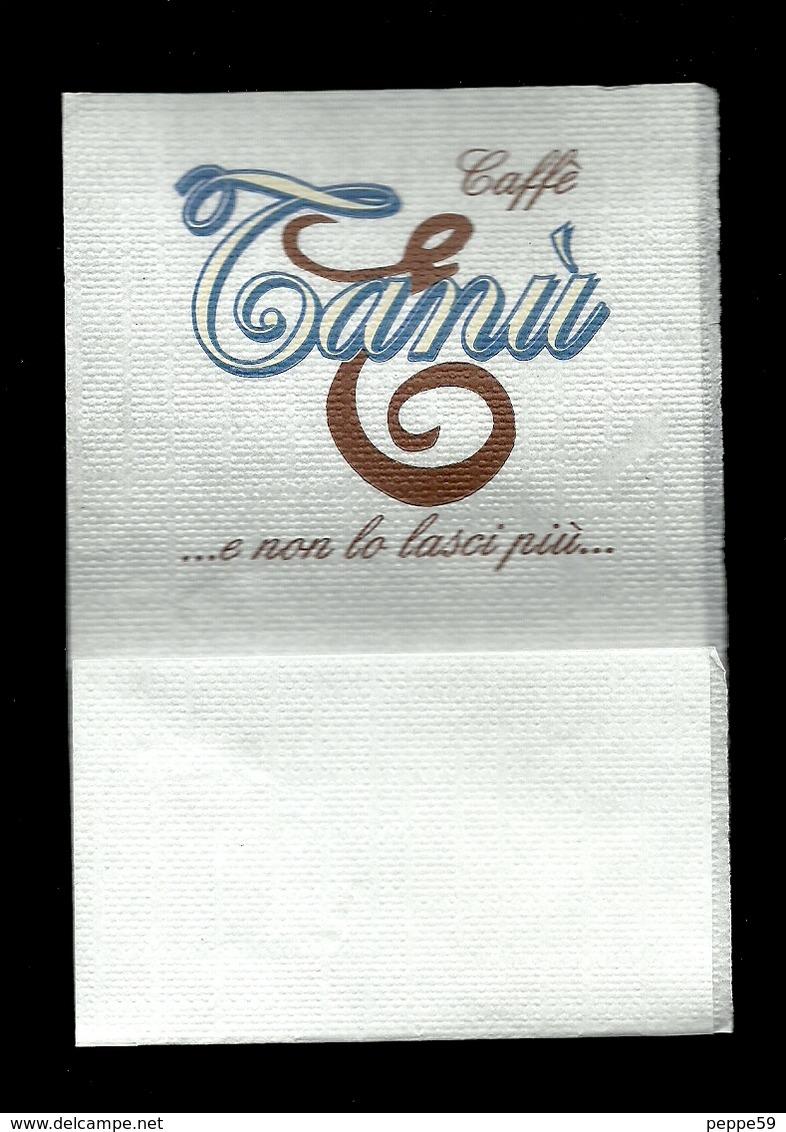 Tovagliolino Da Caffè - Caffè Tanù - Tovaglioli Bar-caffè-ristoranti