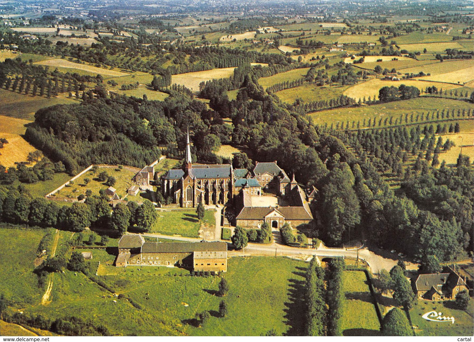 CPM - AUBEL - Abbaye Notre-Dame Du Val-Dieu (XIIIe S.) - Aubel