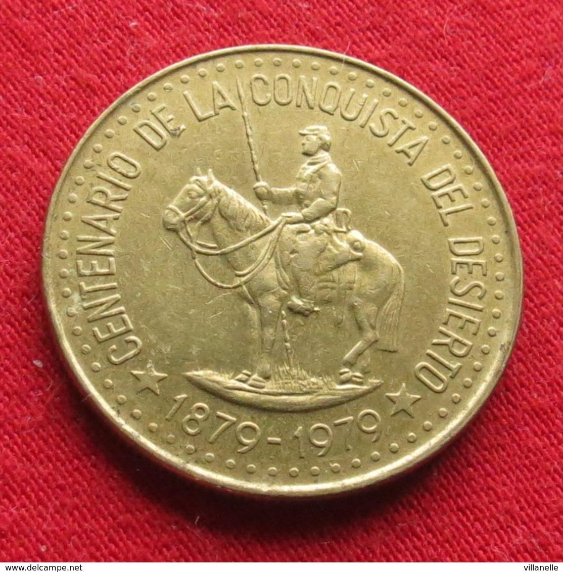Argentina 100 Pesos 1979 KM# 86  Argentine Argentinie - Argentine