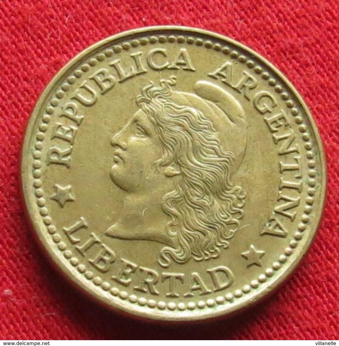 Argentina 50 Centavos 1972 KM# 68  Argentine Argentinie - Argentine