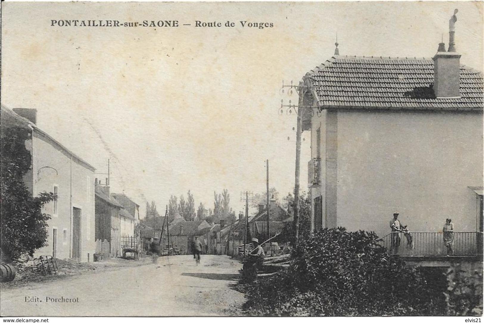 PONTAILLER SUR SAONE Route De Vonges - France