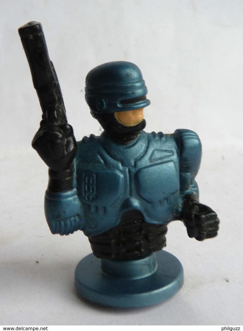 FIGURINE TAMPON DORDA TOYS 1987 BUSTE ROBOCOP (2) - Figurines