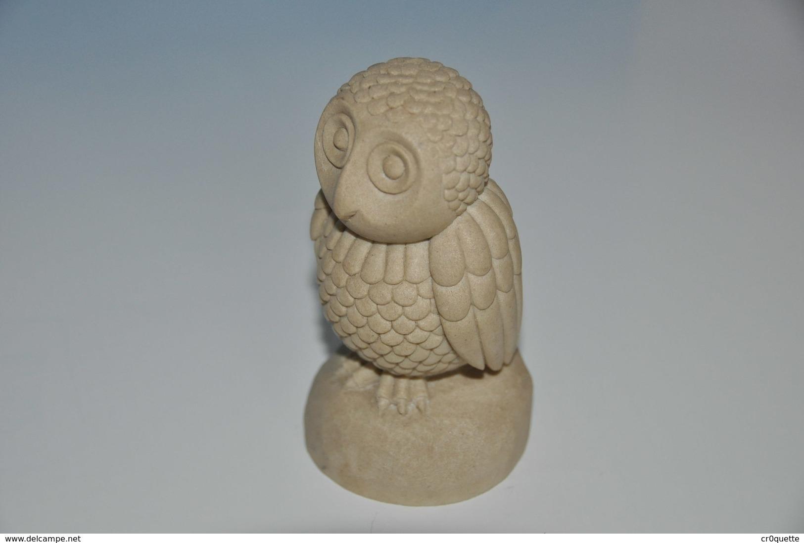 CHOUETTE - Oiseaux