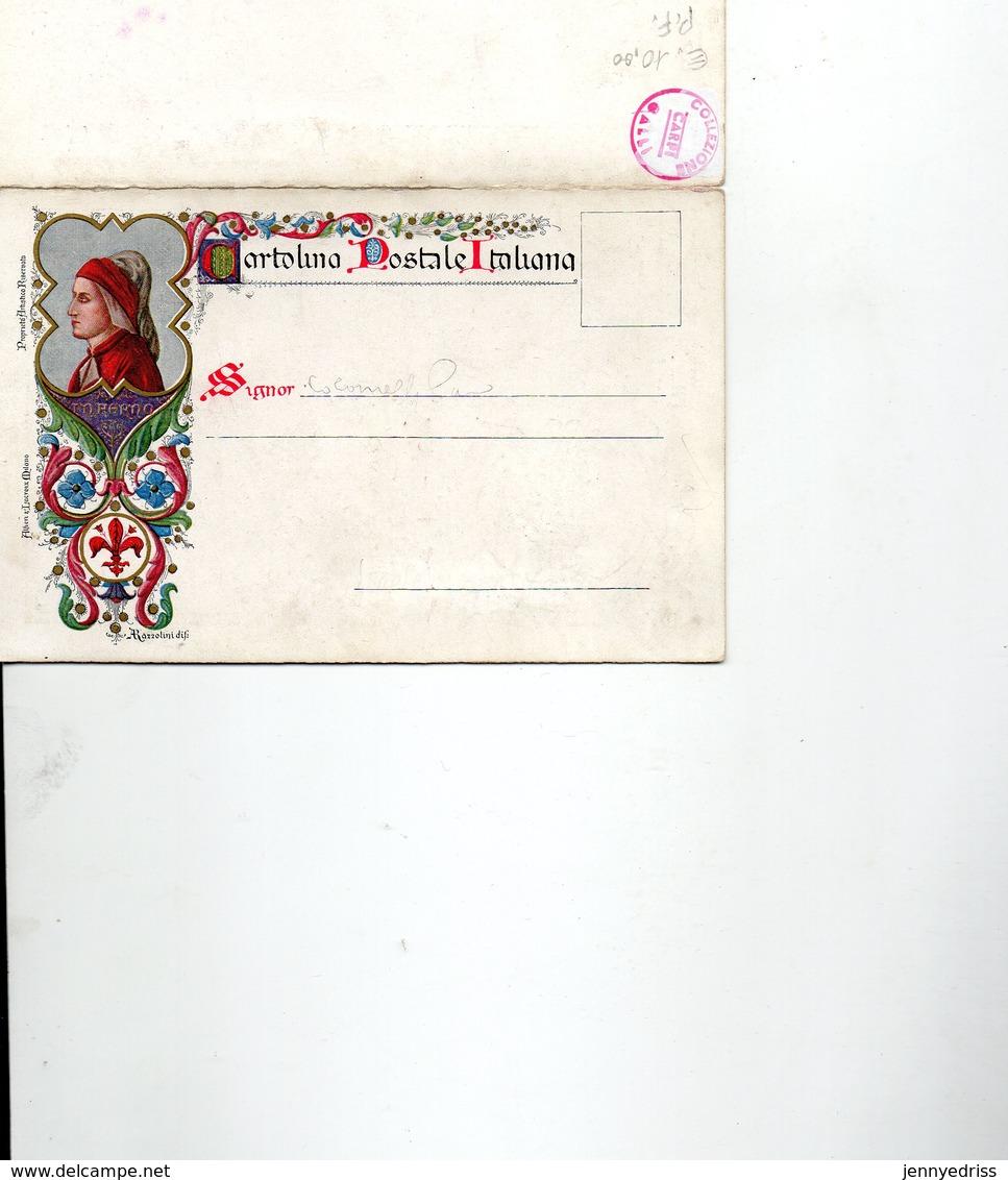 DANTE  ALIGHIERI  ,  Divina Commedia  , Inferno - Scrittori