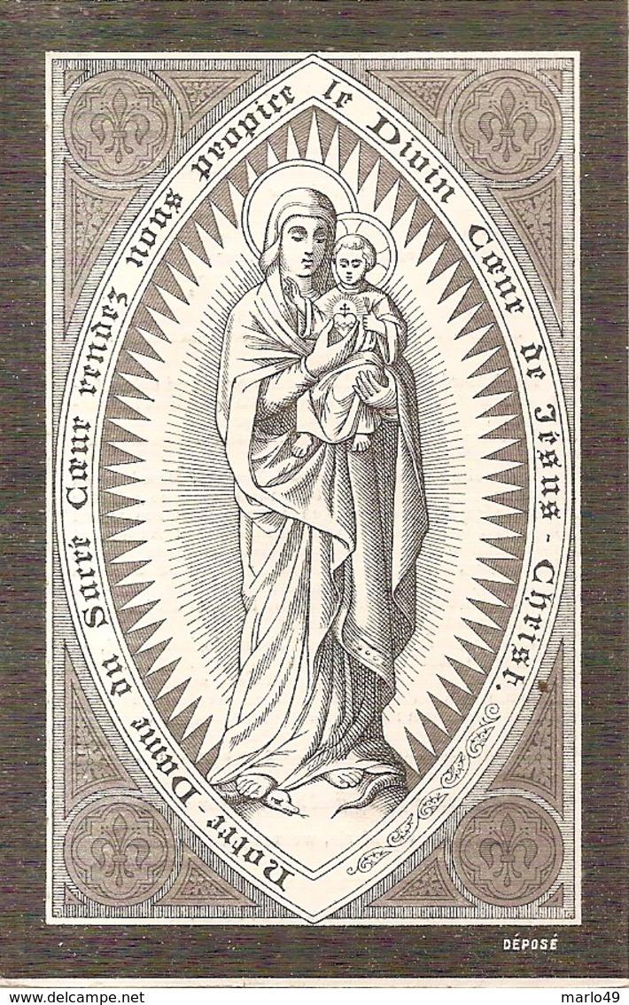 DP. MARIA BLOMME ° DIXMUDE - + ANTWERPEN 1911 - 48 JAAR - Religión & Esoterismo