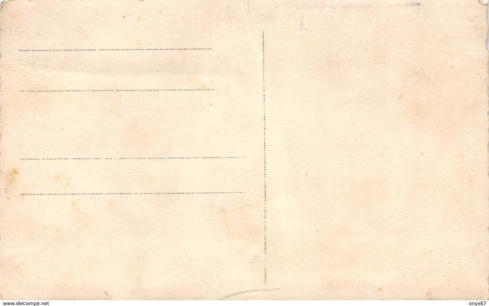 """Carte Postale Photo Militaire Montage AVION Fictif """"EUROPA"""" Königswinter Rhein Allemagne (Deutschland) BATEAU-PENICHE - Koenigswinter"""
