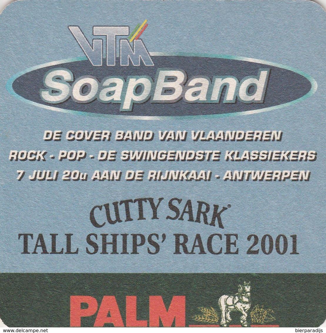Viltje  Palm Ships - Sous-bocks