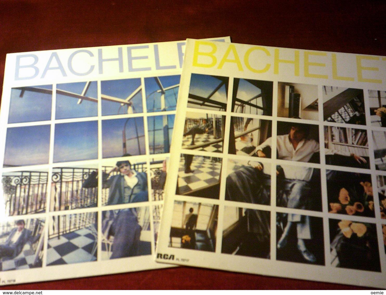 PIERRE BACHELET  ° COLLECTION DE 6 / 33 TOURS - Collections Complètes