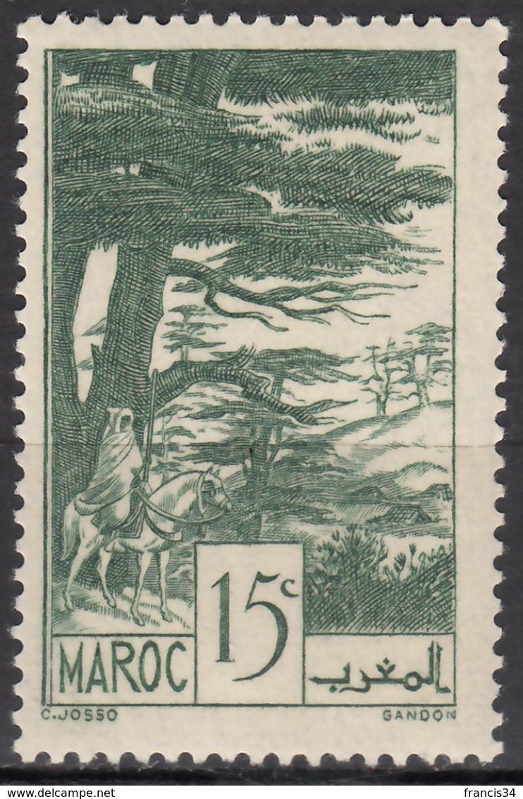 N° 168 - X X - ( C 1839 ) - Maroc (1891-1956)