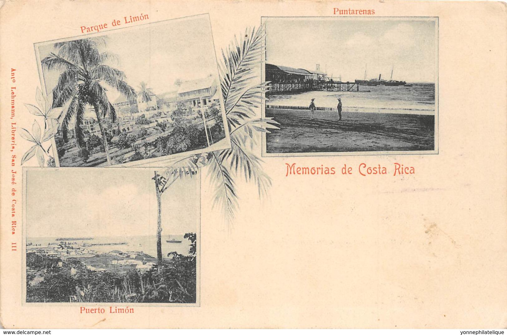 Costa Rica / 08 - Beau Cliché - - Costa Rica