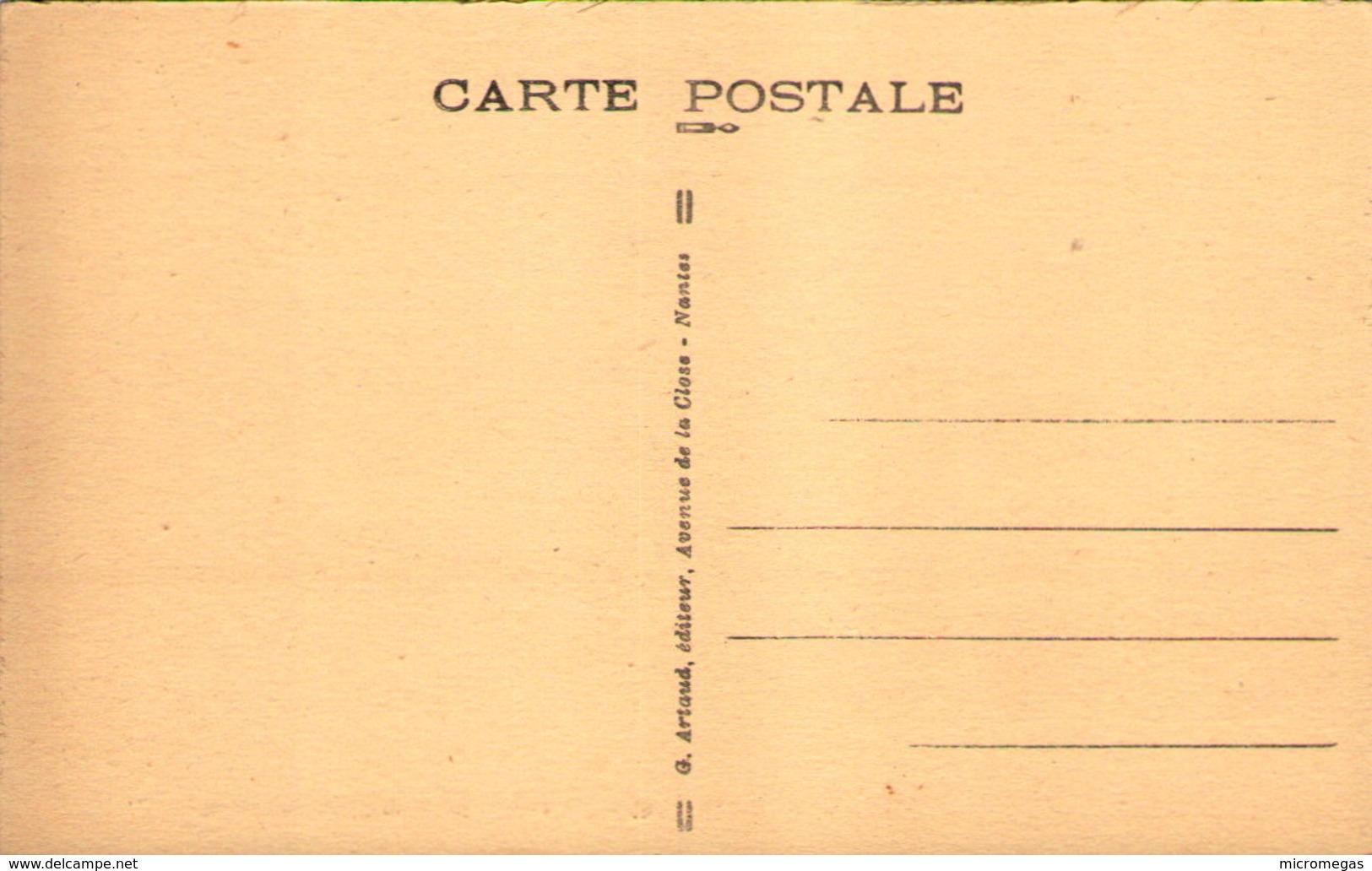 29 - LE POULDU - Rochers De Cohen - Le Pouldu