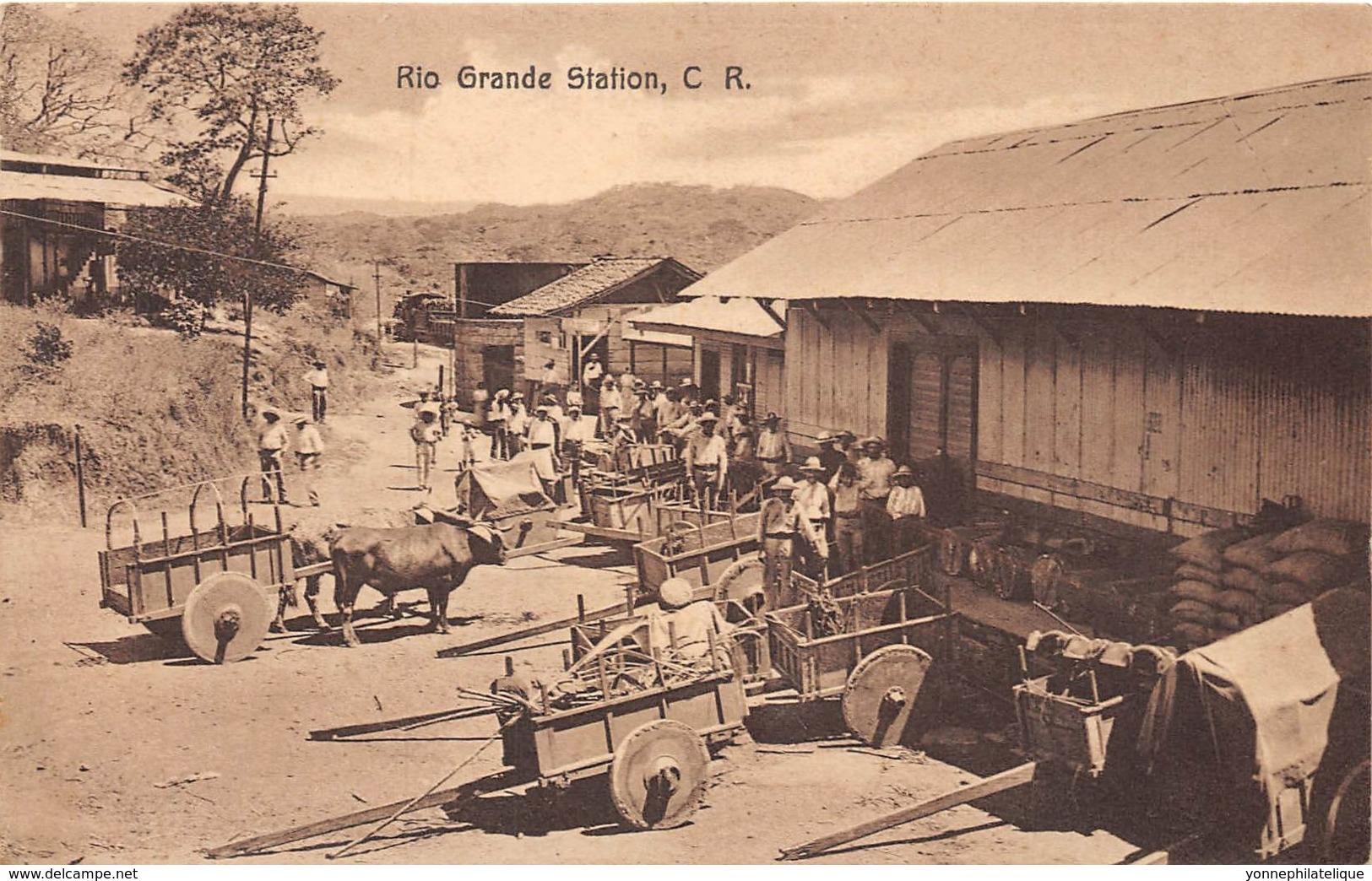 Costa Rica / 26 - Rio Grande Station - Costa Rica