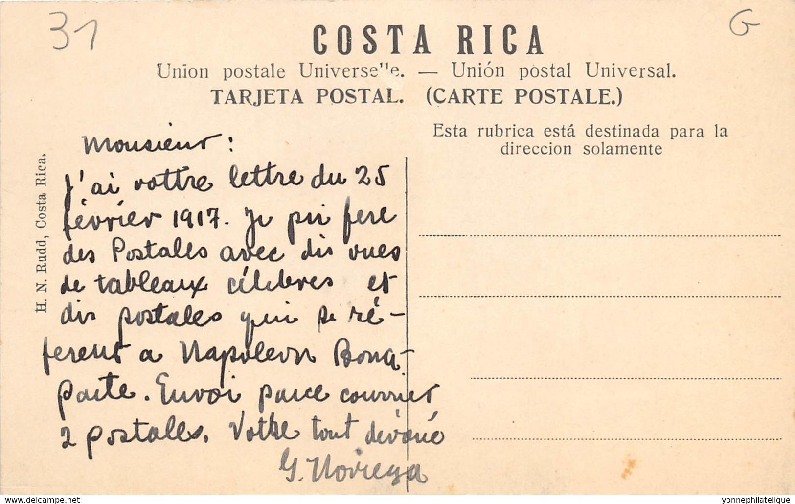 Costa Rica / 31 - Port Limon - Costa Rica