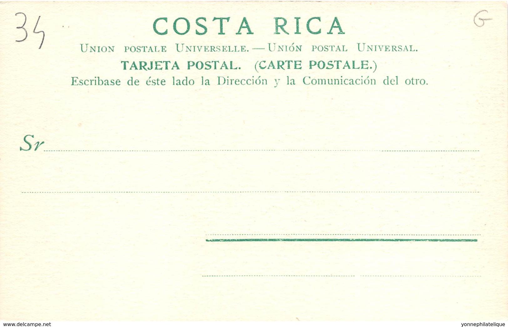 Costa Rica / 34 - Muelles De Limon - Costa Rica