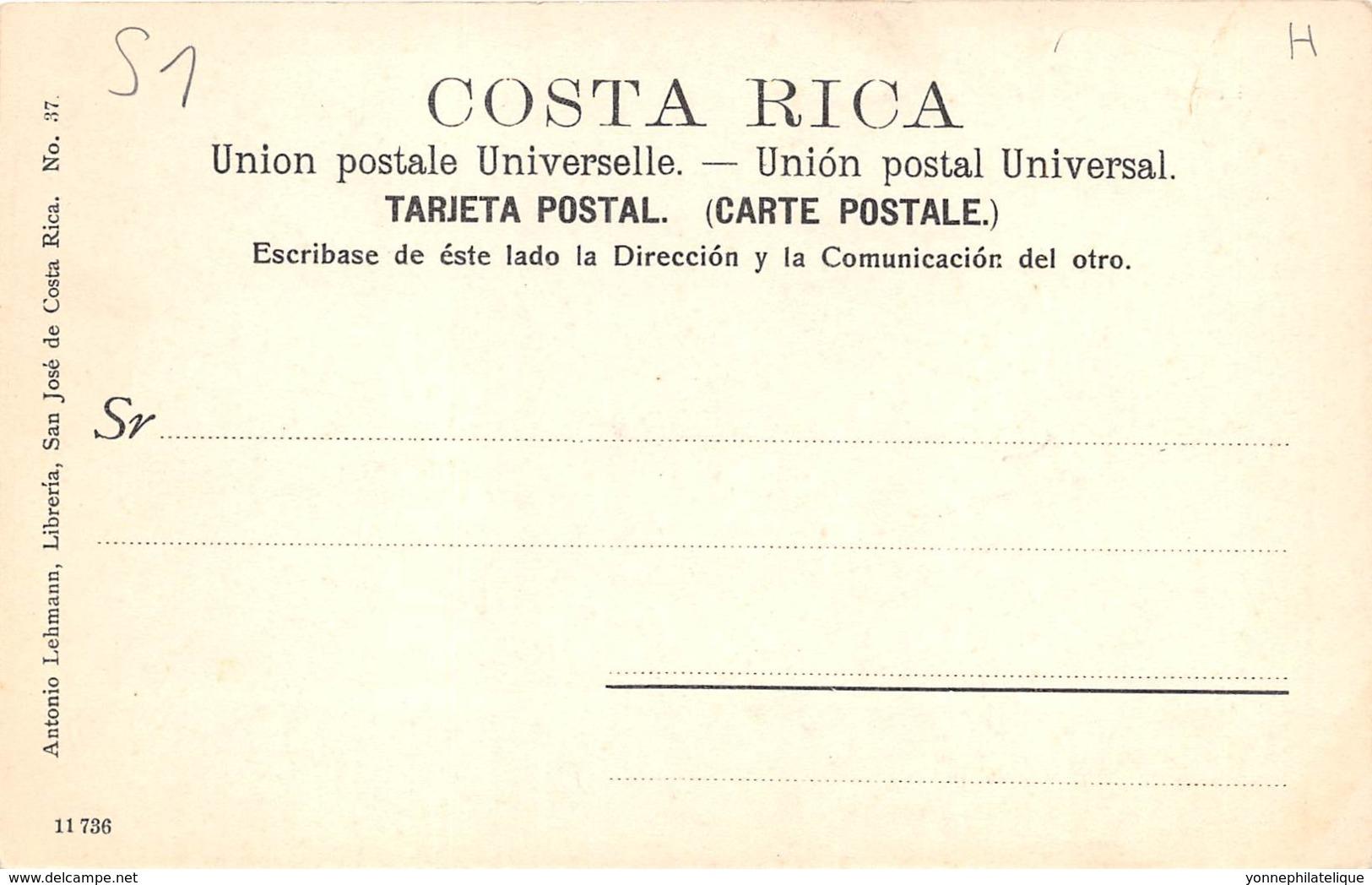Costa Rica / 51 - Limon Y La Uvita - Costa Rica
