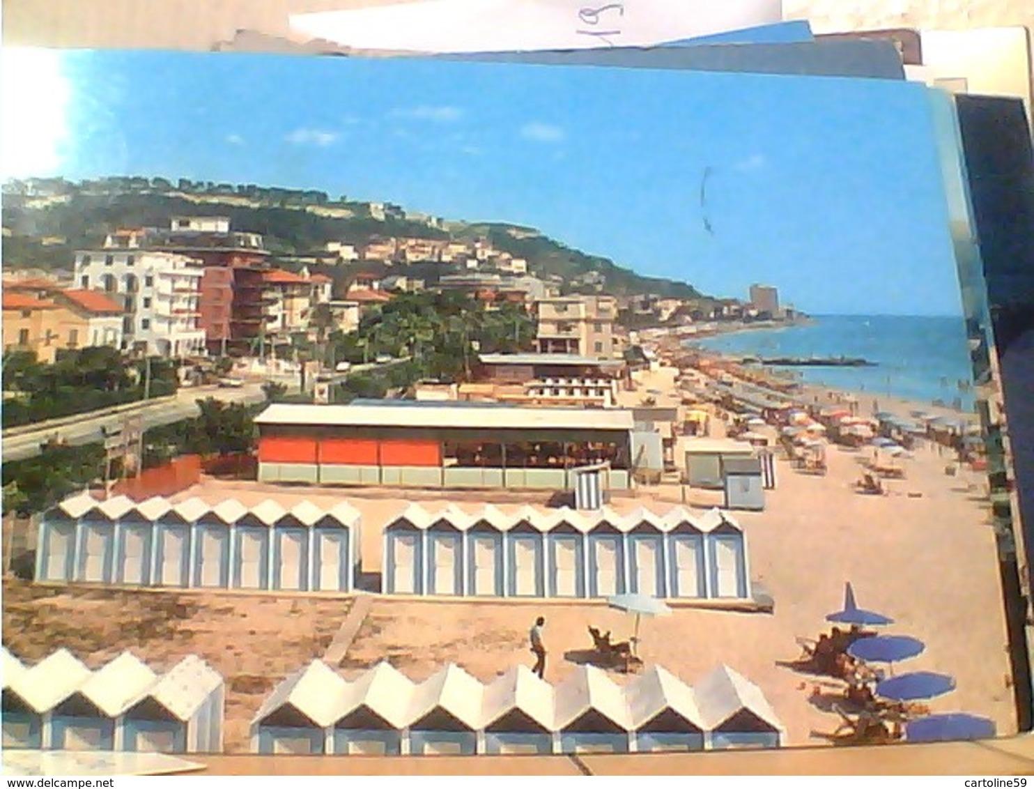 2 CARD  GROTTAMMARE  VB1971/86  GZ6963 - Ascoli Piceno