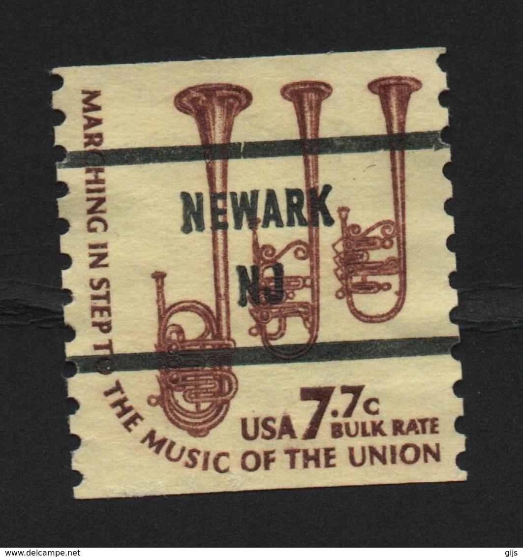 USA 1225 SCOTT 1614a  NEWARK NJ - Estados Unidos