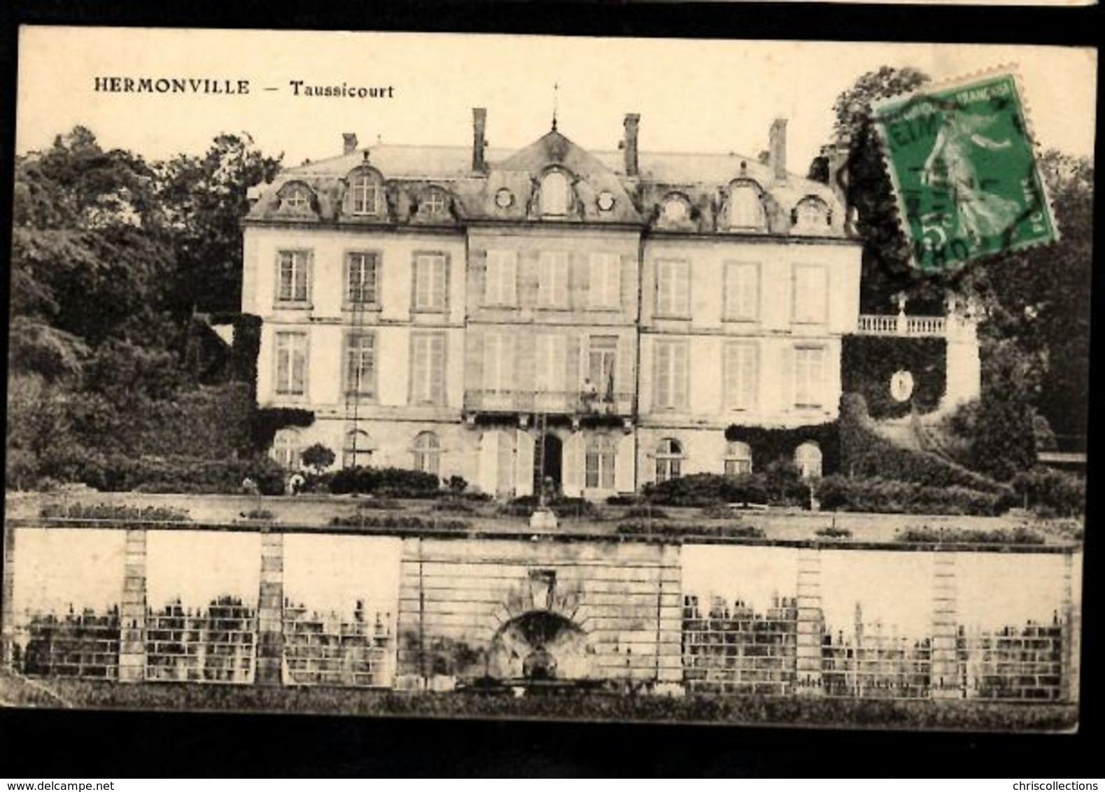 51 HERMONVILLE - Taussicourt - France