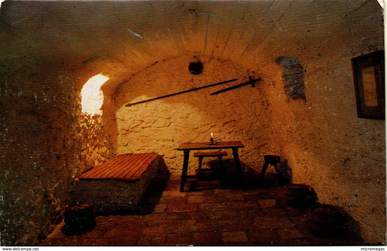 ARGAMASILLA De ALBA - Cuevas De Medrano - Prision De Cervantes - Espagne
