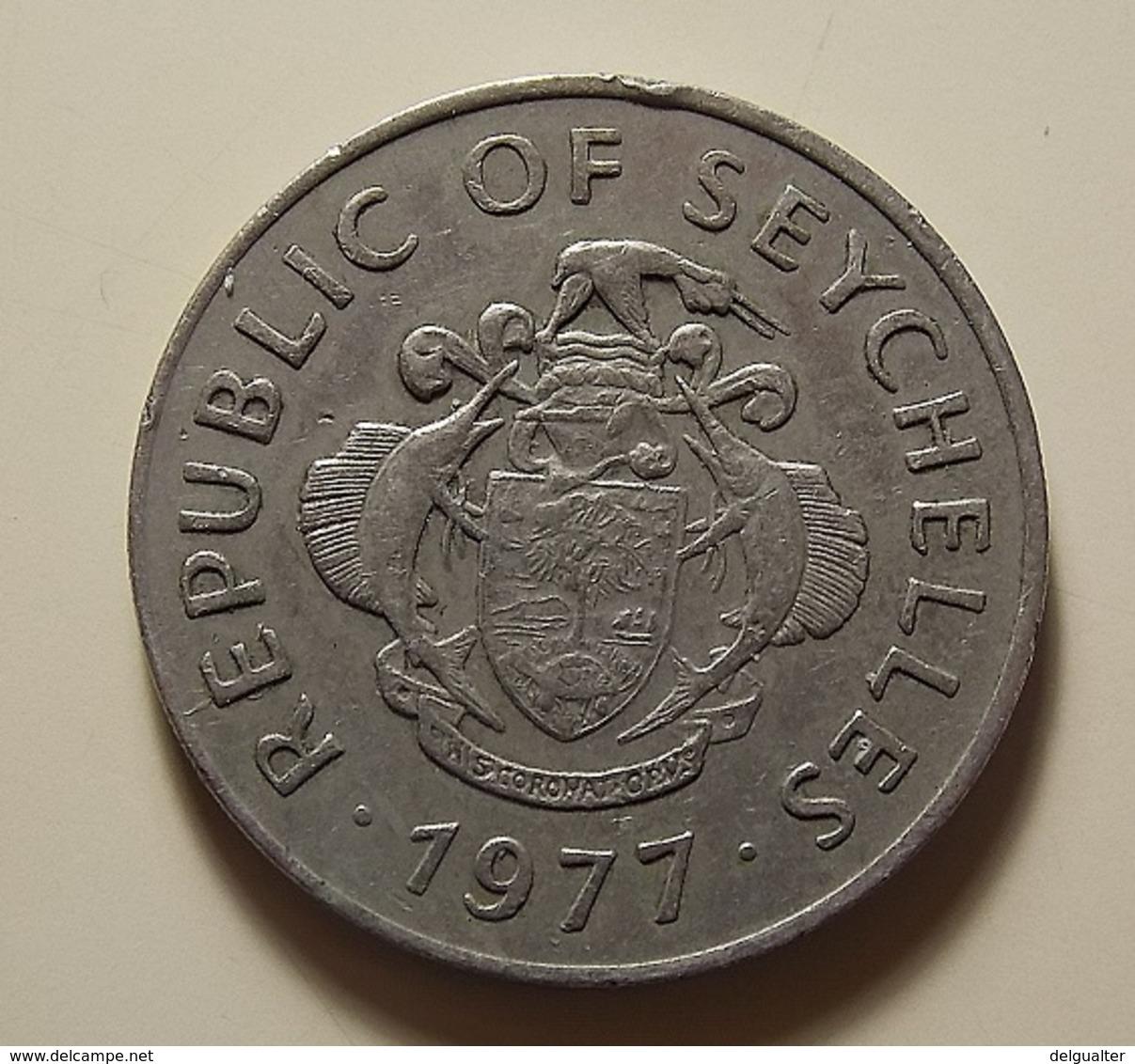 Seychelles 1 Rupee 1977 - Seychellen