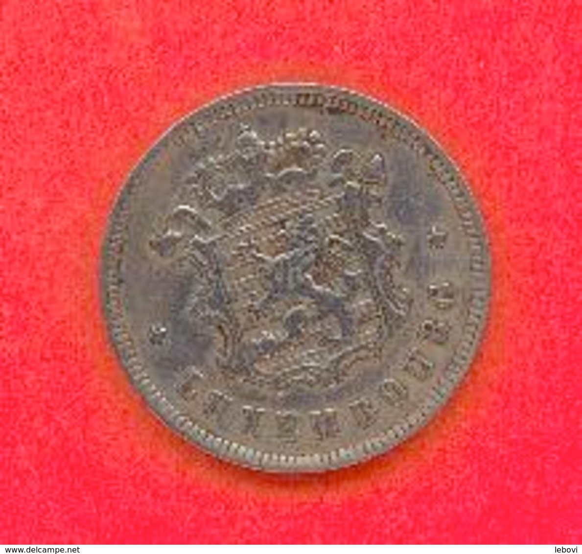 LUXEMBOURG  : 25 CENTIMES 1927 - Luxembourg