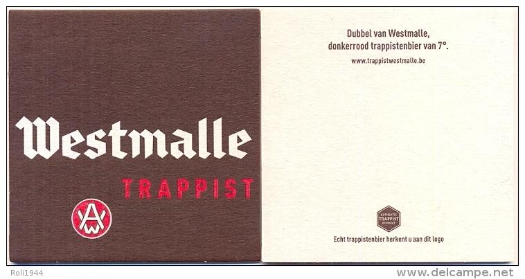 #D93-177 Viltje Westmalle - Sous-bocks