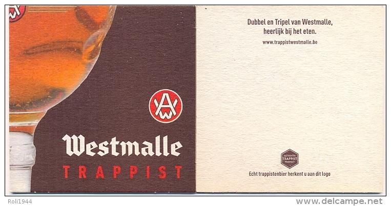 #D93-176 Viltje Westmalle - Sous-bocks