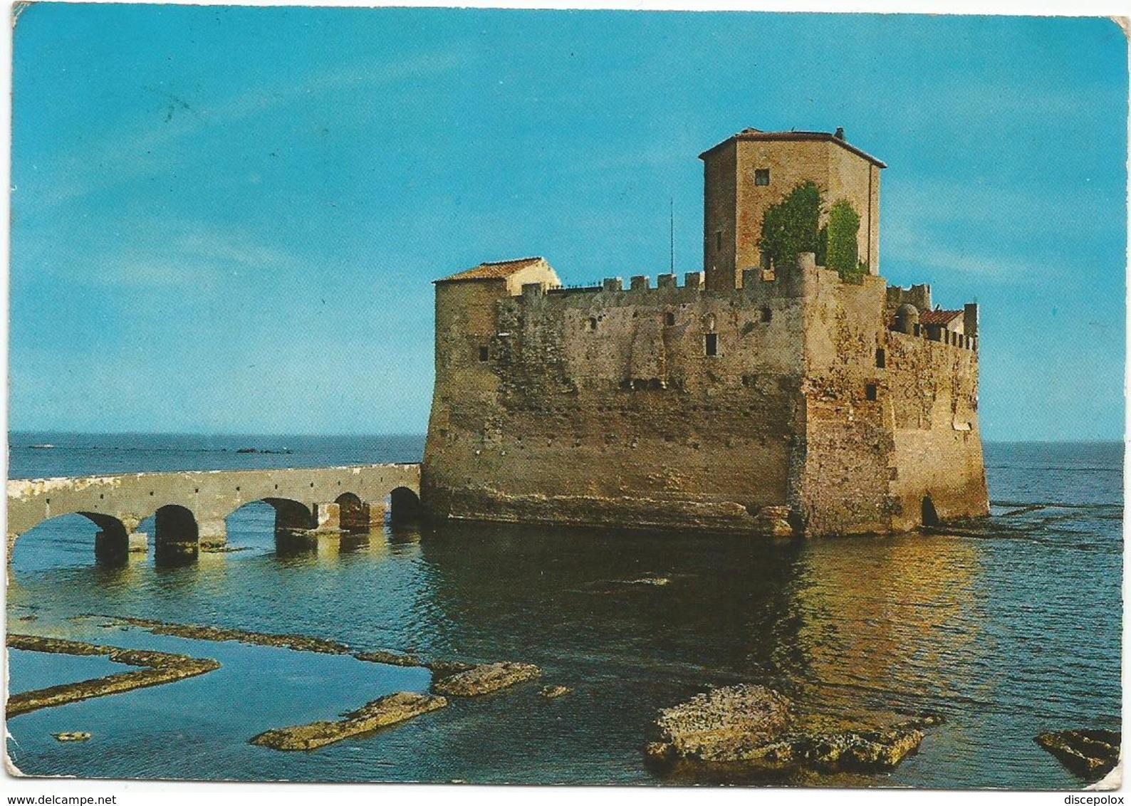 V3600 Nettuno (Roma) - Torre Astura - Panorama / Viaggiata 1971 - Italia
