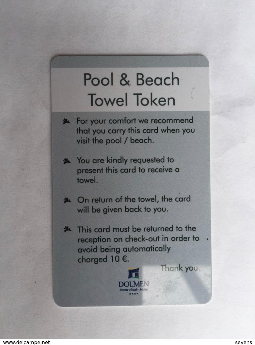 Dolmen Resort Hotel - Cartes D'hotel