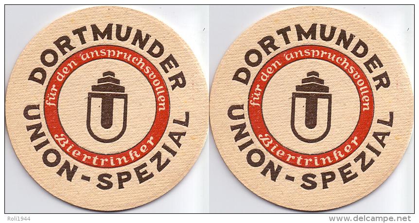 #D054-269 Viltje Dortmunder Union - Sous-bocks