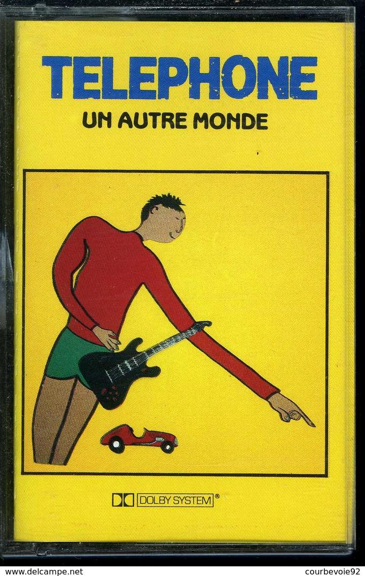 Telephone - Un Autre Monde - Cassettes Audio