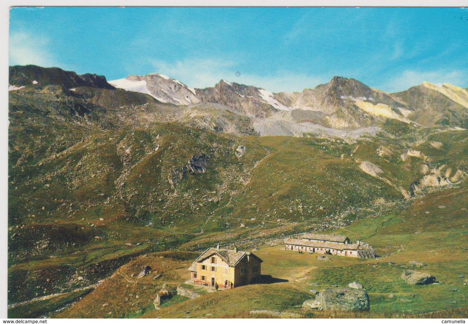 Cogne-rifugio V.sella - Italia