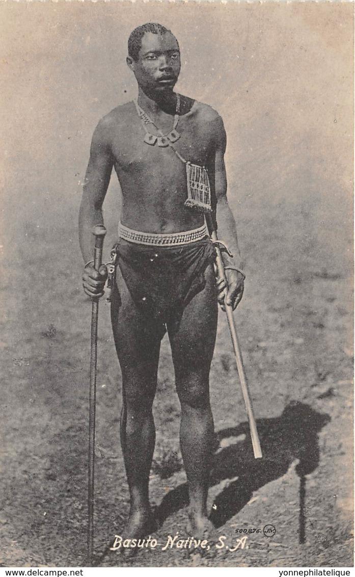 Lesotho / 07 - Basuto Native - Lesotho