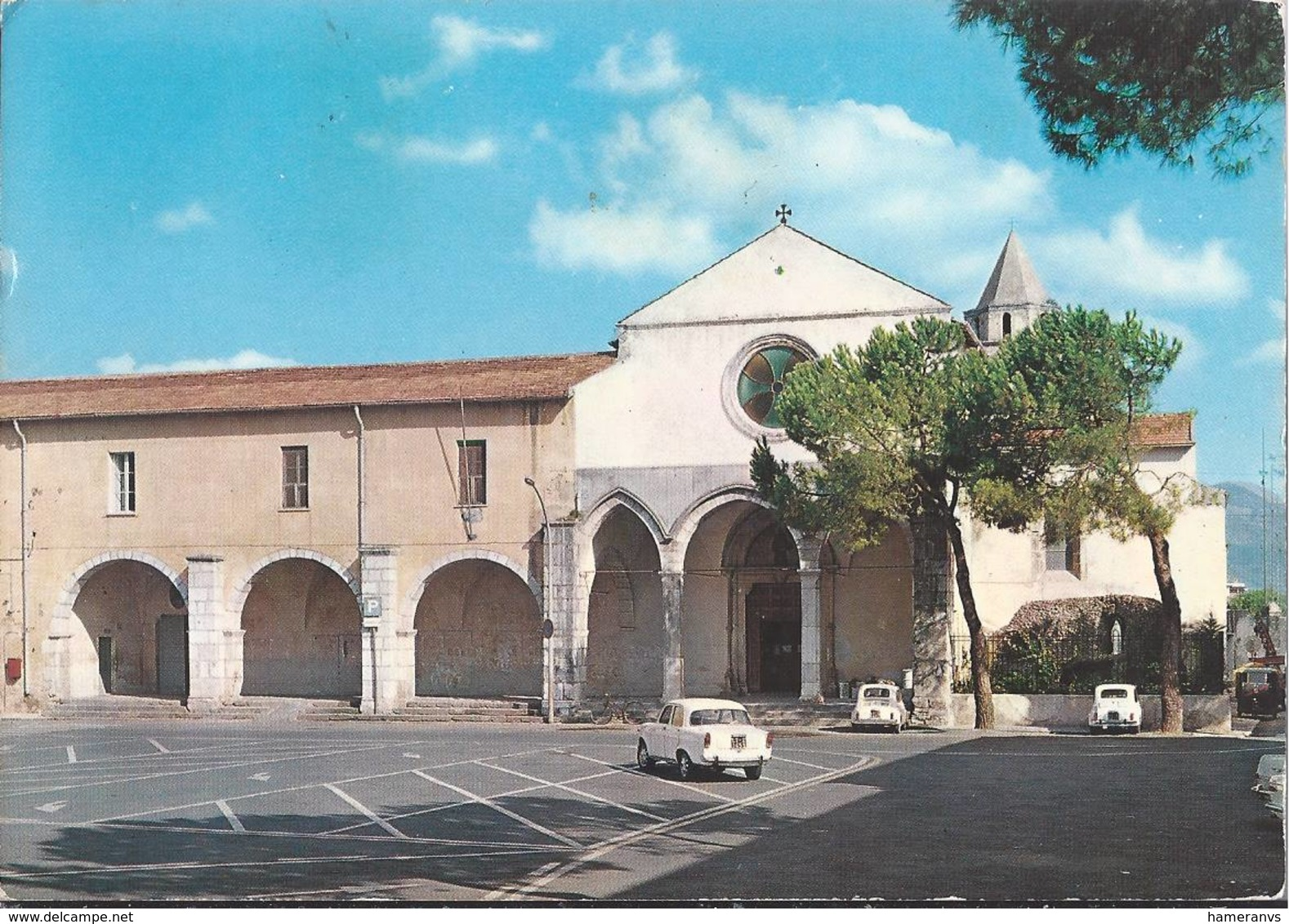 Fondi - Chiesa Di San Francesco - Latina - H4973 - Latina