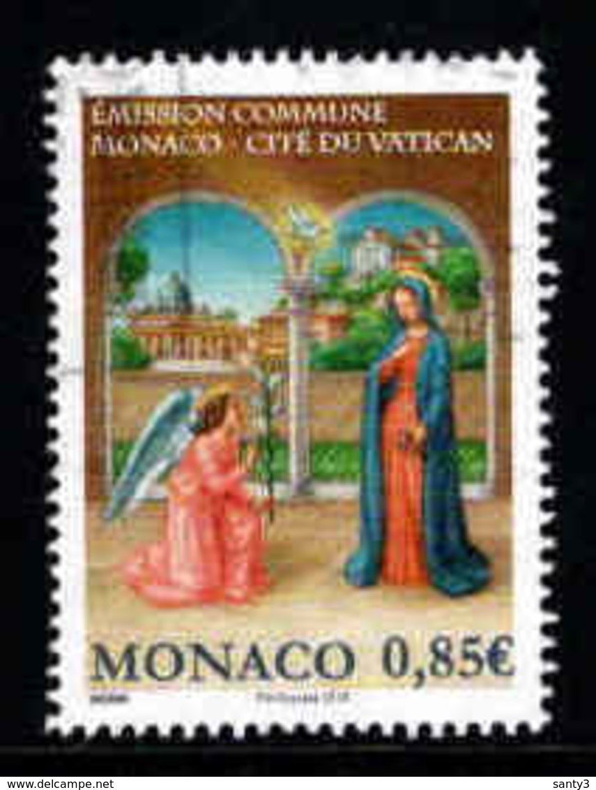 Monaco, Yv   Année 2018, Oblitéré,  Haute Valeur - Used Stamps