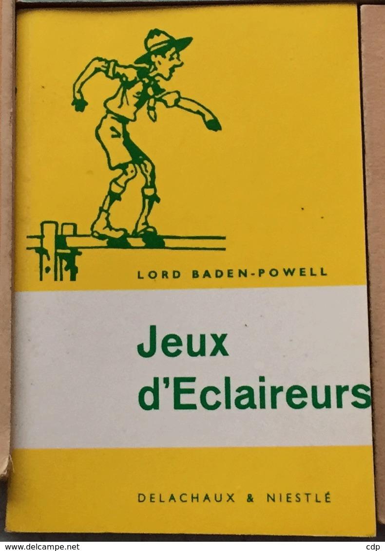 Scoutisme    Jeux D'éclaireurs     1966 - Scoutisme